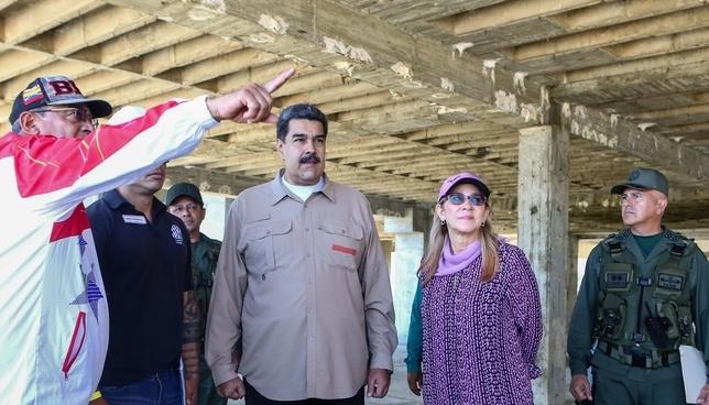 Maduro contra el mundo HANDOUT