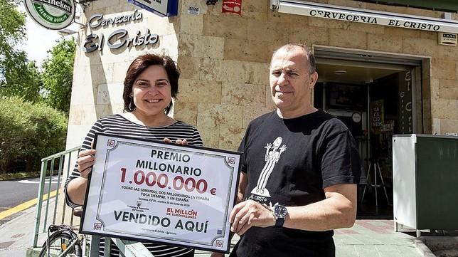 """Que la máquina reparta suerte Á""""scar Navarro"""