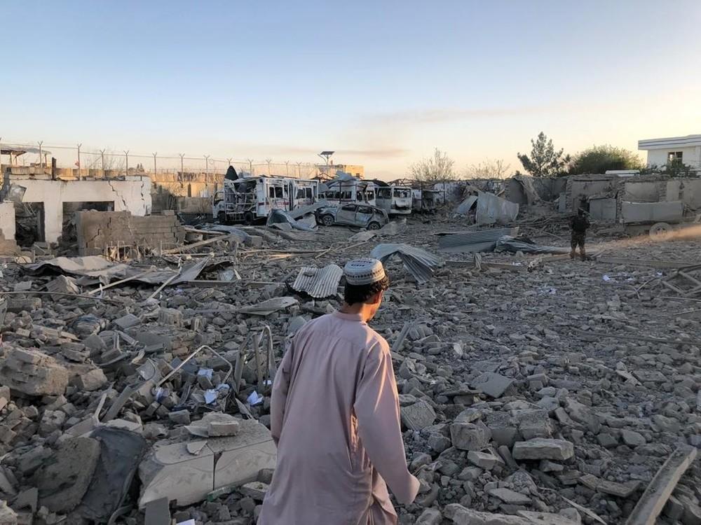 Al menos 15 muertos en un ataque a un hospital en Afganistán