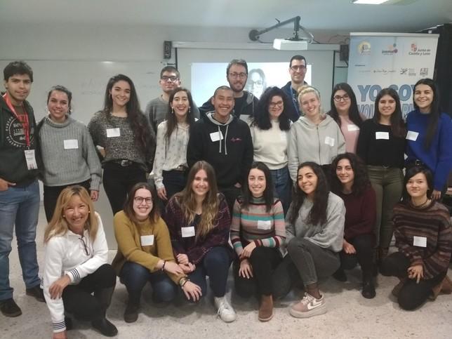 17 jóvenes se forman en el primer Programa de Voluntariado