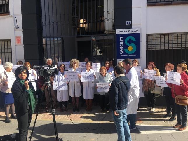 Los médicos de primaria vuelven a parar 10 minutos