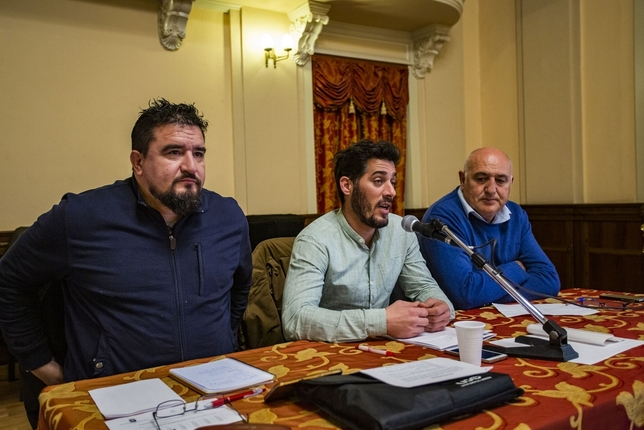 Ratificado el acuerdo para la carrera profesional Rueda Villaverde