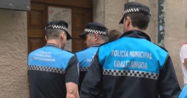 Los agentes de policía como mediadores en Pamplona