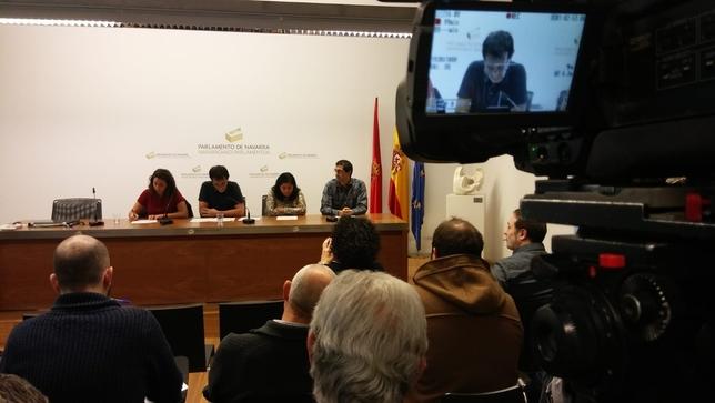 Sin avances en la crisis de Podemos-Orain Bai