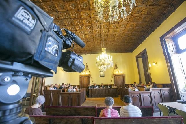 El Pleno busca de nuevo un impulso para el centro histórico