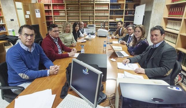 Los jueces claman por su baja ratio por población en CLM