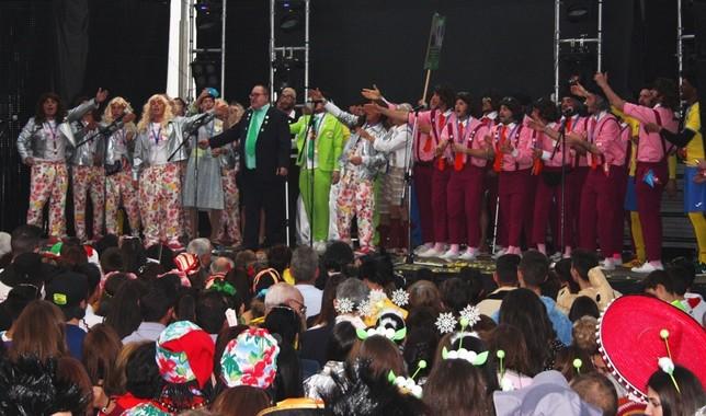 XL Concurso Regional de Murgas y Chirigotas de La Solana