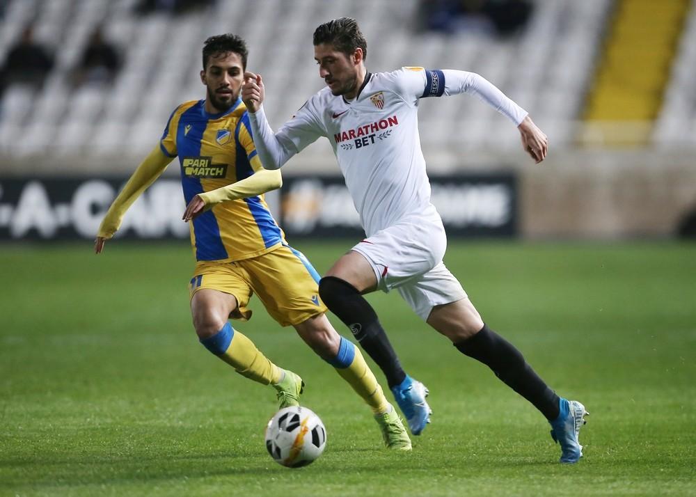 El Sevilla pierde la imbatibilidad y nada más