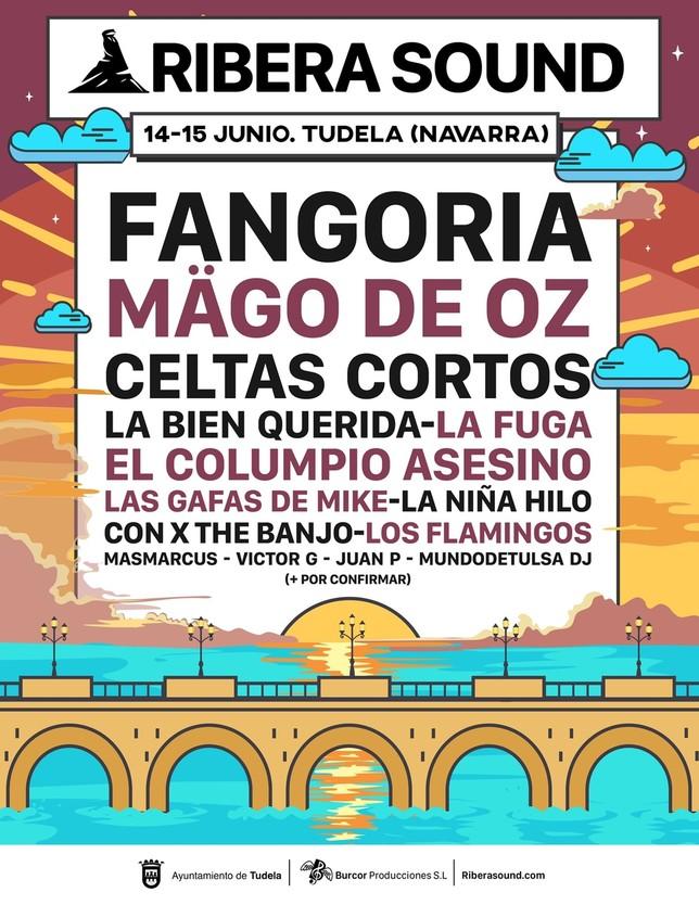 Fangoria, Mägo de Oz y Celtas Cortos llegan a Navarra