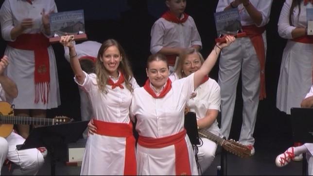 Tafalla acoge a las mejores voces de la Jota Navarra