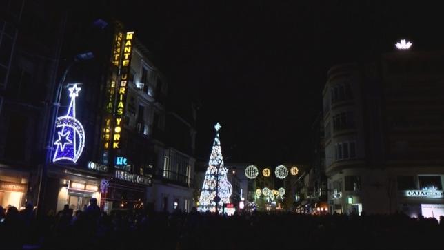 280.000 euros para iluminación navideña