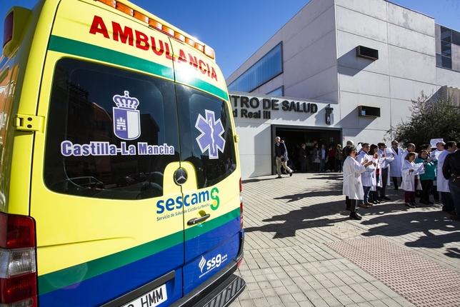 Los médicos de primaria vuelven a parar 10 minutos Rueda Villaverde