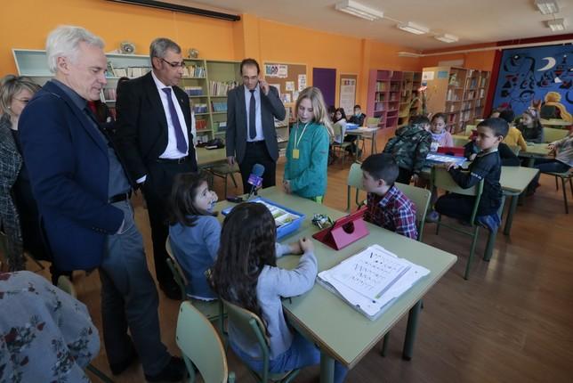 El aulario del Castilla y León estará listo en septiembre