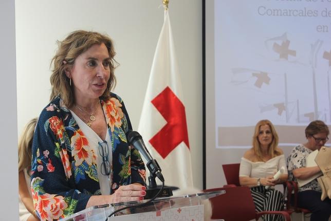 Cruz Roja cuenta con 13 nuevos presidentes comarcales