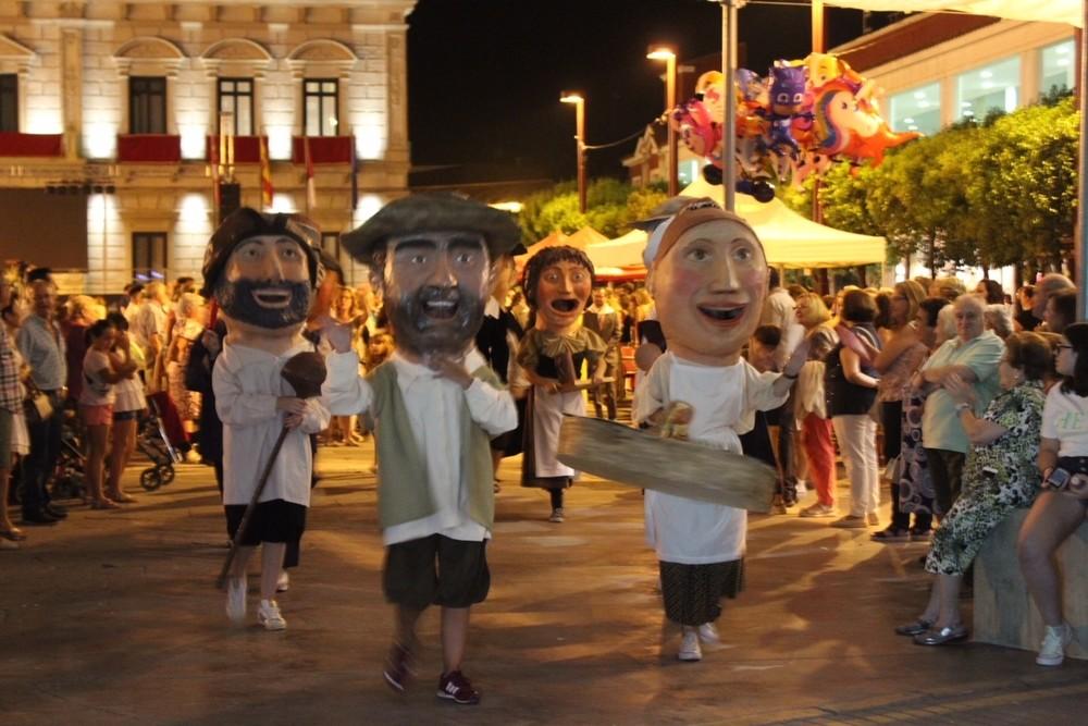 Alcázar inicia sus fiestas con un pregón muy mediático