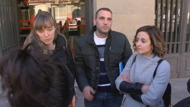 Los padres de Izan, insatisfechos tras su reunión con Barkos