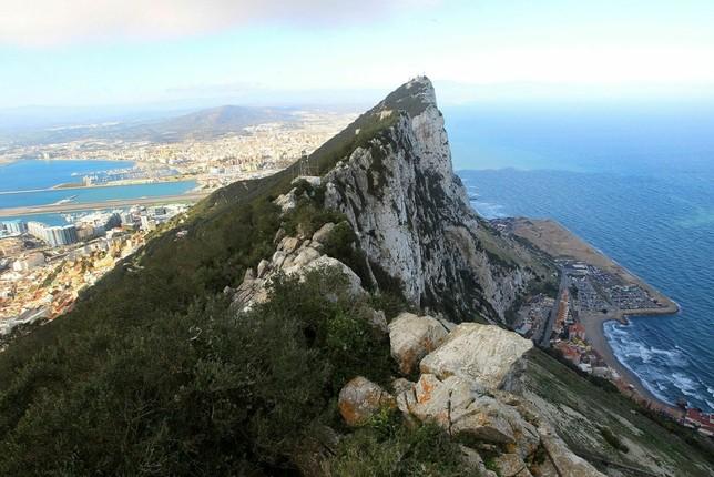 Una comisión europea considera a Gibraltar una
