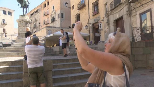 Segovia plantea una tasa turística que revierta en la ciudad