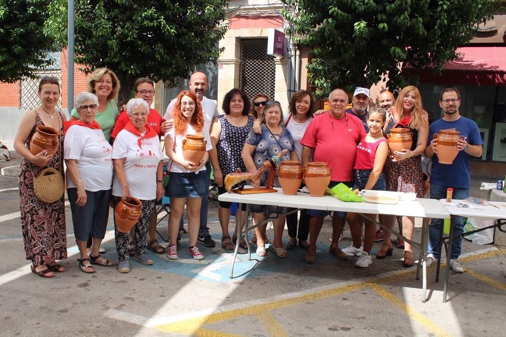 Alcázar destaca la participación en la Feria