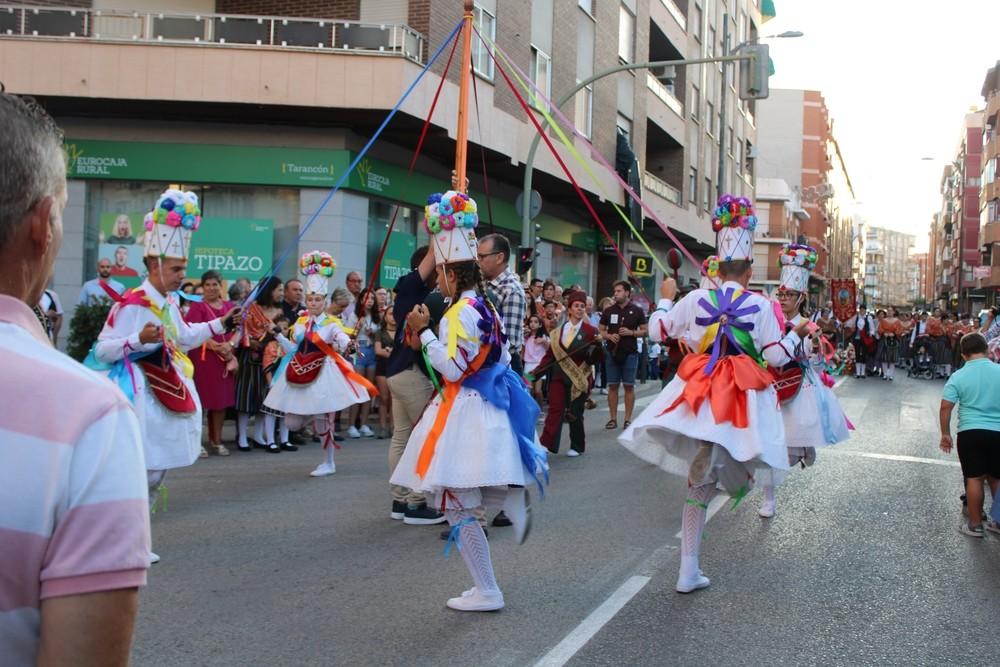 Un total de trece alcaldes se suman a la ofrenda de Tarancón