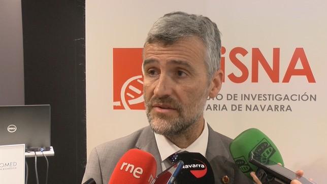 Carlosena no optará a seguir siendo rector de la UPNA