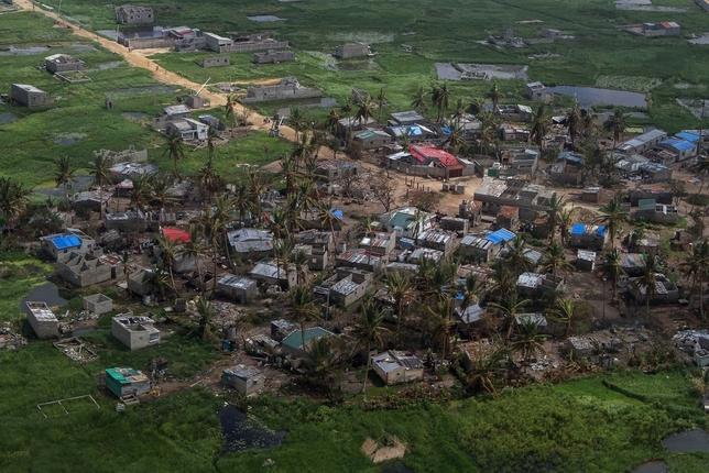 Asciende a 847 el número de muertos por el ciclón Idai