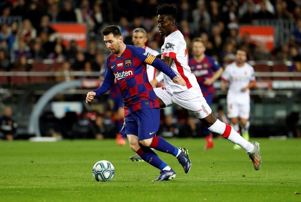 Messi saca brillo al sexto Balón de Oro con un 'hat-trick'