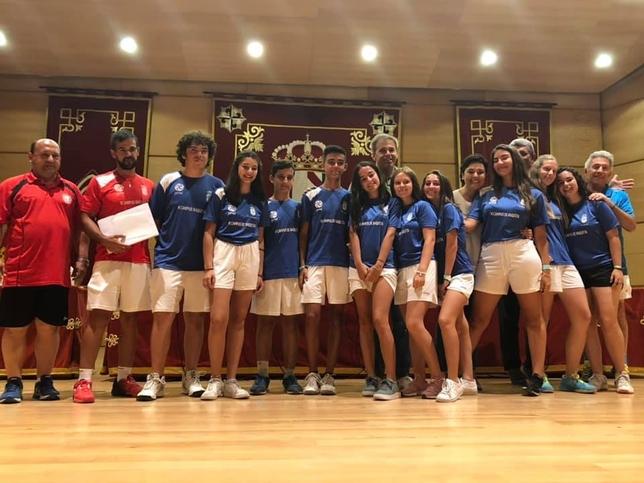Clausurados los Campus de Fútbol y Raqueta