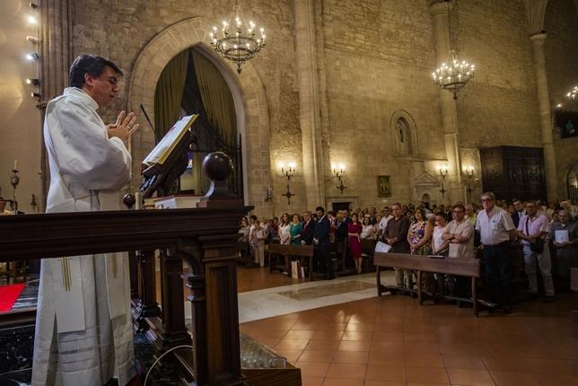 Un nuevo sacerdote ordenado en la fe Rueda Villaverde