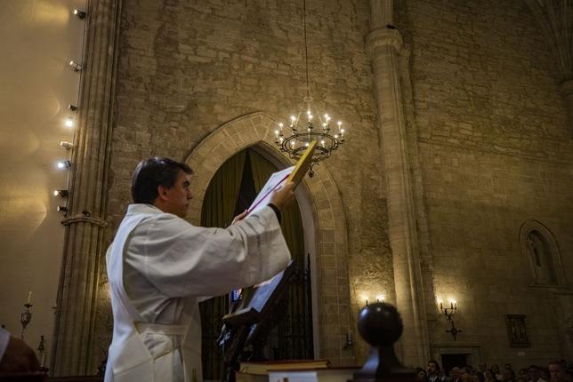 Un nuevo sacerdote ordenado en la fe