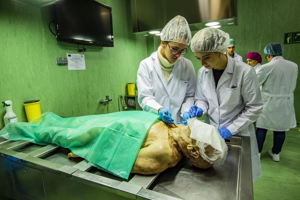 Muertes para educar en salud y en vida