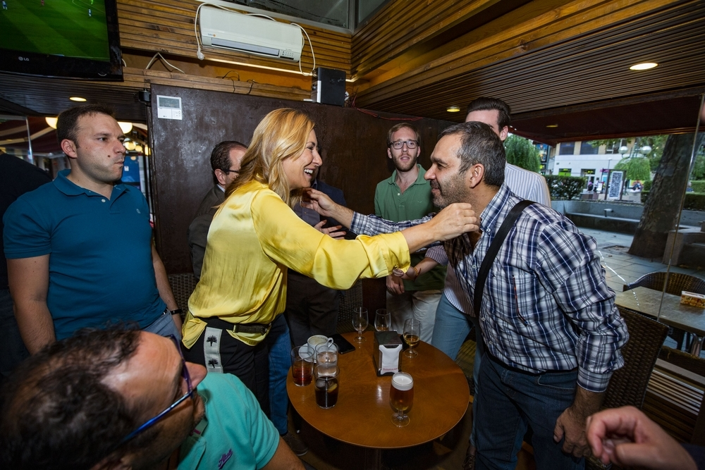 Núñez pide a los ciudadanos que el 10-N reclamen la unidad