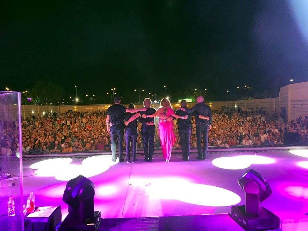 Más de 7.500 personas en los conciertos de Villarrubia