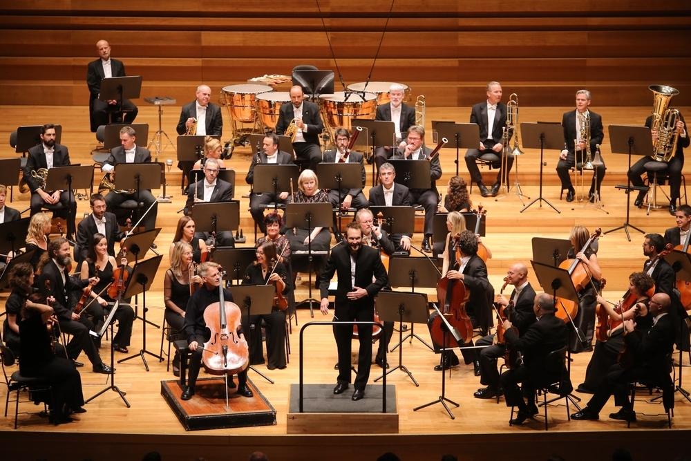 Primer concierto de la nueva temporada de abono de la Oscyl.