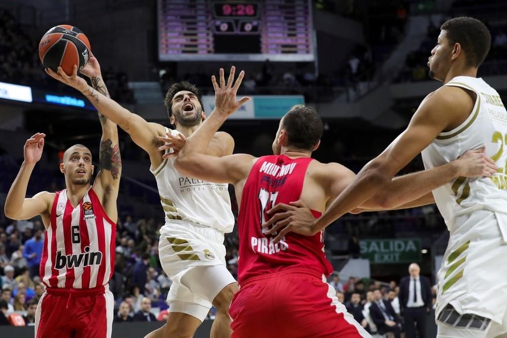 El Real Madrid no encuentra rival en Olympiacos