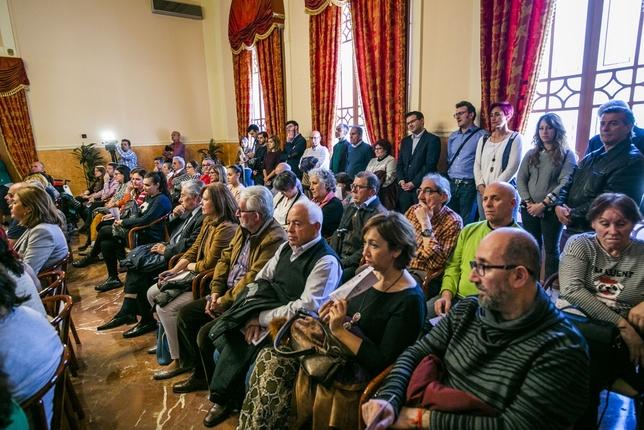 Ciudad Real Inclusiva se presenta en sociedad Rueda Villaverde