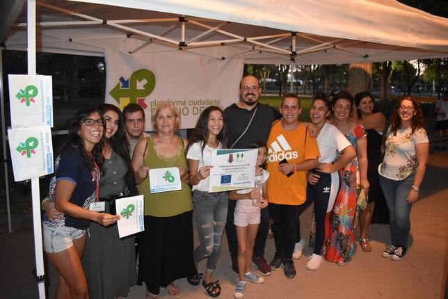 El Ayuntamiento entrega los premios Juventud 2019