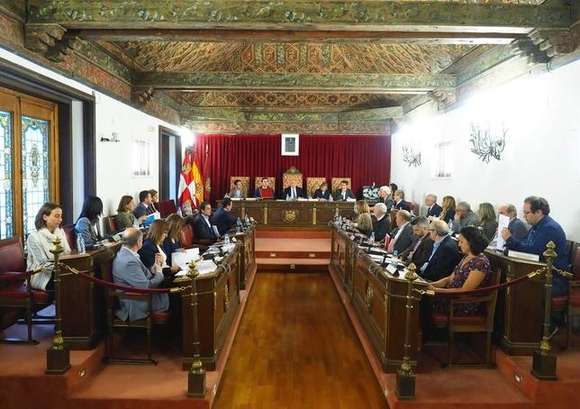 Celebración de los 40 años de los ayuntamientos democráticos