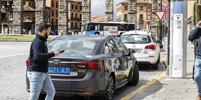 El final de la guerra de los taxis  Rosa Blanco