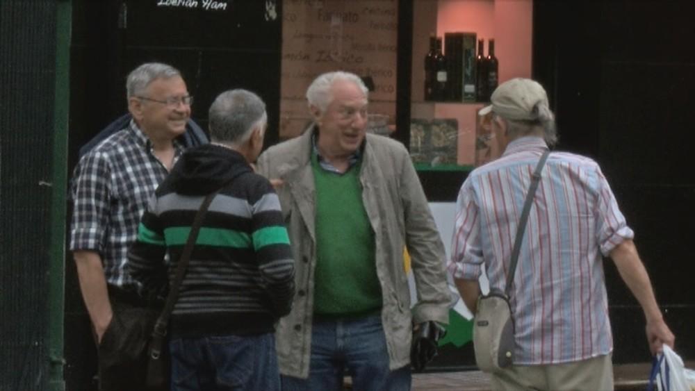 Navarra cuenta con 2,25 trabajadores por pensionista