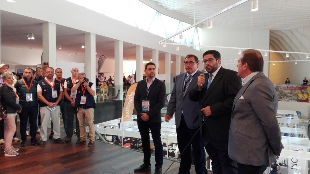 2.500 radioaficionados se dan cita en Ávila