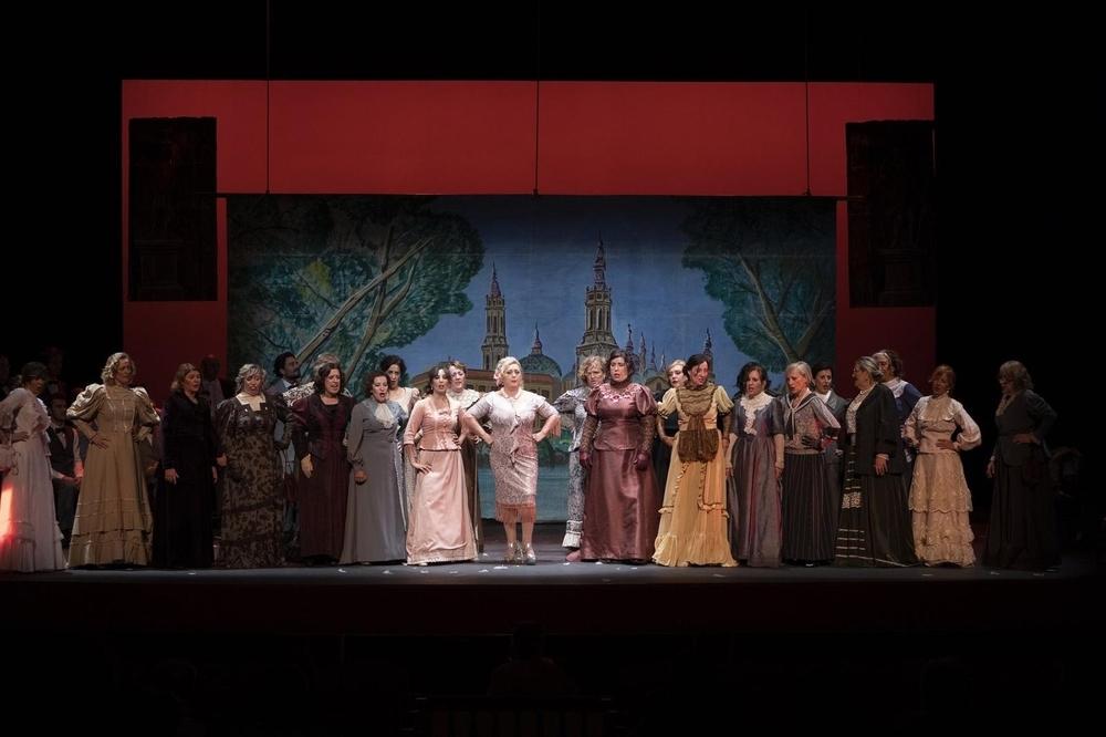 AGAO lleva al Teatro Gayarre una joya de la zarzuela