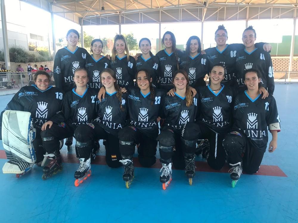 Las Rozas y Aranda, rivales en el debut liguero del CPLV