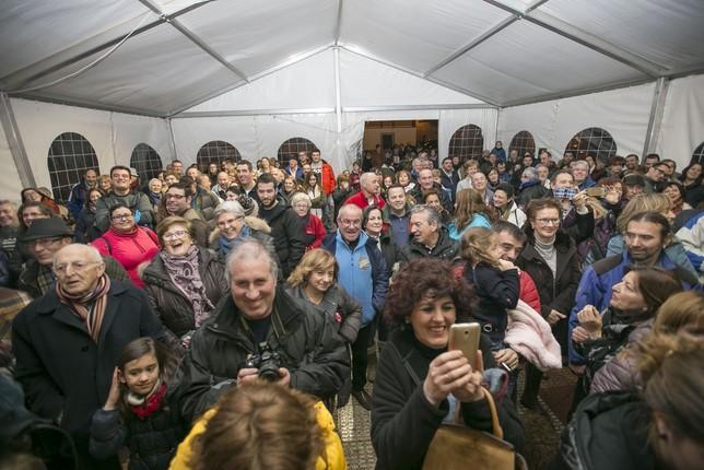 Monzón celebrara la fiesta de exaltación del nabo sara muniosguren