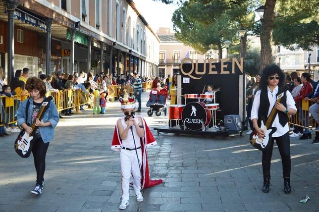 Creatividad e ilusión en el desfile Infantil de Daimiel