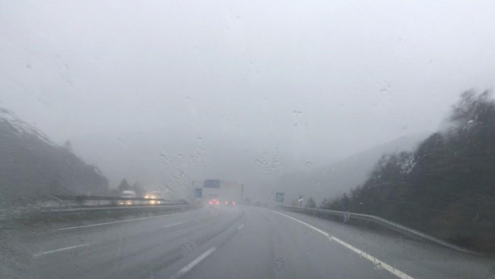 Vientos de hasta 100km/h: Navarra, en alerta naranja