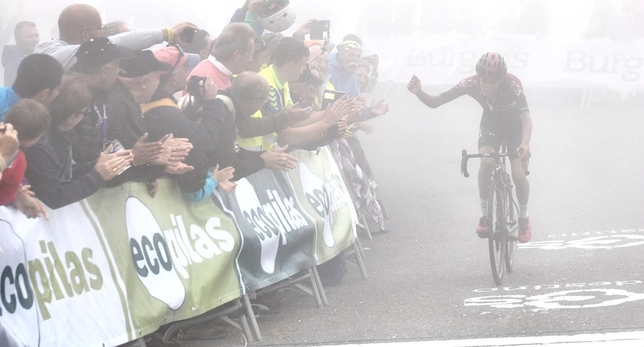 Clasificaciones de la tercera etapa de la Vuelta a Burgos