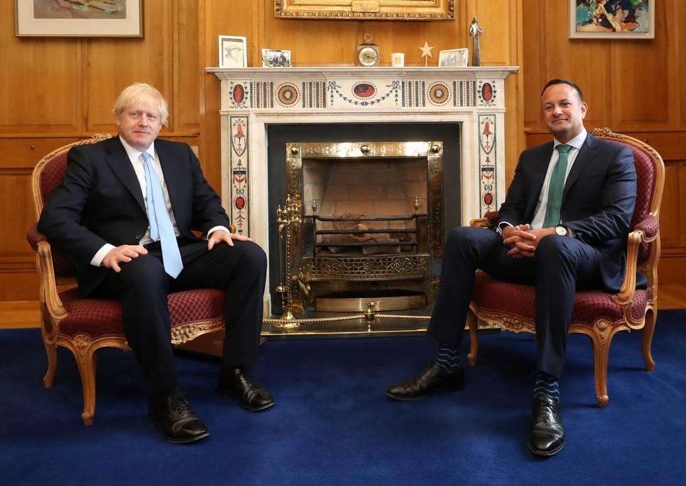 Johnson cree que un Brexit duro será un