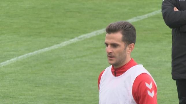 El delantero onubense sumó frente al Málaga su décimo tanto en Liga NATV