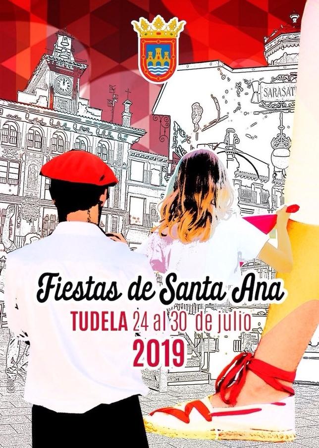 'Estoy in love con estas fiestas', imagen de Santa Ana